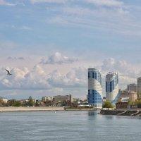 Набережная реки Кубань :: Андрей Майоров