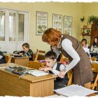 На уроке. :: Андрей Козлов
