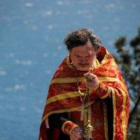 Симеизкий священник :: Виталий Репкин