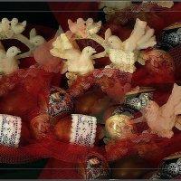 Слетелись белые голуби - ждут Благодатного Огня ! С наступающей Светлой Пасхой, дорогие ! :: Валерия  Полещикова