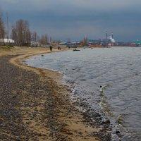 """...И берег морской целует волна..."" :: Константин Бобинский"