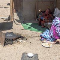 бедуинский хлеб :: Лариса Батурова