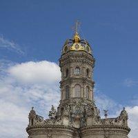 Церковь Знамения в Дубровицах :: Александр Метт