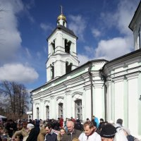 Царицыно 15 апреля :: Михаил Бибичков