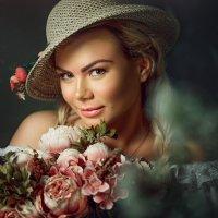 Незнакомка :: Юлия Огородникова