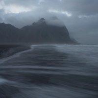 Туманный Вестрахорн :: Alex Mimo