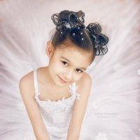 Маленькая балеринка :: Гульназ Хаматова
