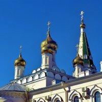 Сияющая(Афонская Ватапедская церковь)... :: Sergey Gordoff