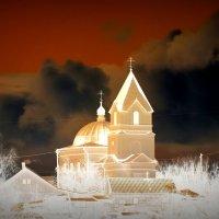Светлый Храм :: Александр Прокудин