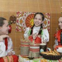 три сестры :: Ольга Русакова