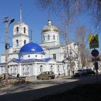 Храм в честь Святого Вознесения Христова :: Александр Алексеев