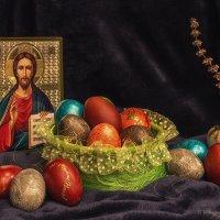 Со светлым праздником Пасхи! :: Сергей В. Комаров