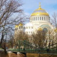 Большой Морской собор и Макаров мост. :: Лия ☼