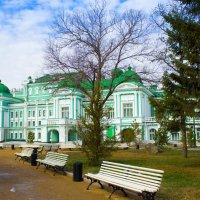Улицы старого Омска :: Оксана Кузьмина