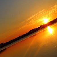летние  закаты :: анастасия артемьева
