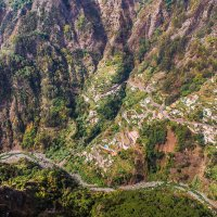 В горах Мадейры. :: Тиша