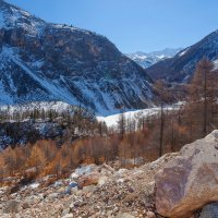 Горы и реки :: Анатолий Иргл