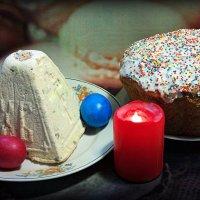 Празднуем пасхальную неделю! :: Андрей Заломленков