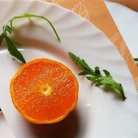 Натюрморт апельсиновый :: Валерий Розенталь