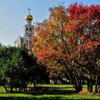 Покровская церковь :: Анатолий Колосов