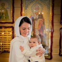 В храме :: Svetlana Barmetova