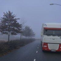 Туманное утро. :: Игорь