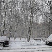 Апрельский снег !!! :: Вера