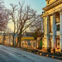 Чехова утром :: Константин Бобинский