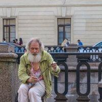 """""""Дровосек"""" - виртуоз. :: Сергей Исаенко"""