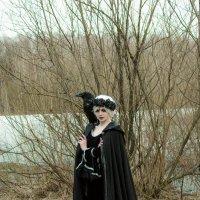 La comtesse noire. :: Сергей Гутерман