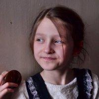 Сашка. :: Лариса Красноперова