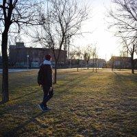 Весенне солнце :: Вероника Кожухова