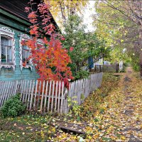 Осеннее :: Leonid Rutov