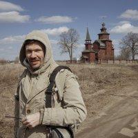 портрет моего друга - Евгения :: Алексадр Мякшин
