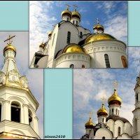 Купола храма :: Нина Бутко