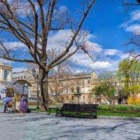 Прекрасное апрельское утро... :: Вахтанг Хантадзе