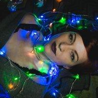 Новогодние огни :: Мария Клюева