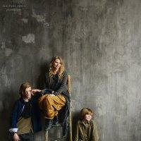 Семья :: Анна Гостева