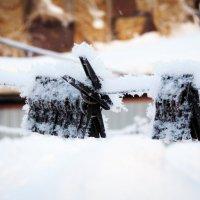 Зима :: Сергей Гроза