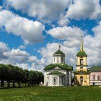 Церковь Спаса Всемилостивого в Кускове. :: Владимир Безбородов