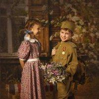 """из серии """"В шесть часов после войны"""" :: Александр Якименко"""