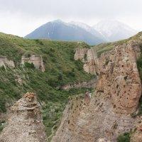 жуалынский каньон :: Алтынбек Картабай
