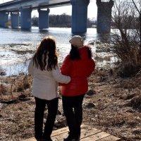Лед тронулся! :: Александр Ерохин