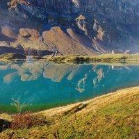 Эта осень в горах, как одно из чудес :: Elena Wymann