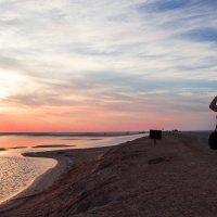 Рассвет  в Сахаре :: Tiana Ros