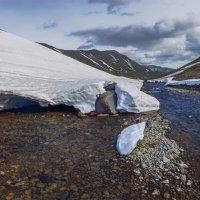 В Хибинах :: Альберт Беляев