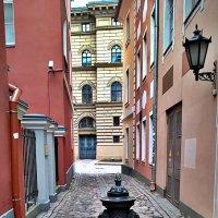 В узких улочках Риги :: Swetlana V
