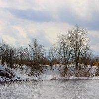 Зимовье в апреле.... :: Tatiana Markova