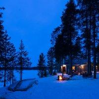 зимовье :: Сумбат Давыдян