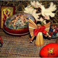 Ангел из Праги.. еще  идет пасхальная неделя. :: Валерия  Полещикова